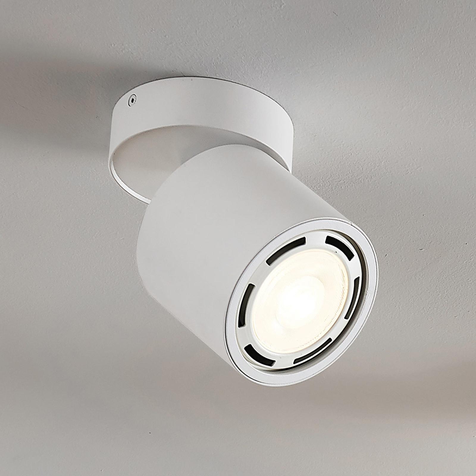 LED-spotlight Avantika i hvid, dæmpbar