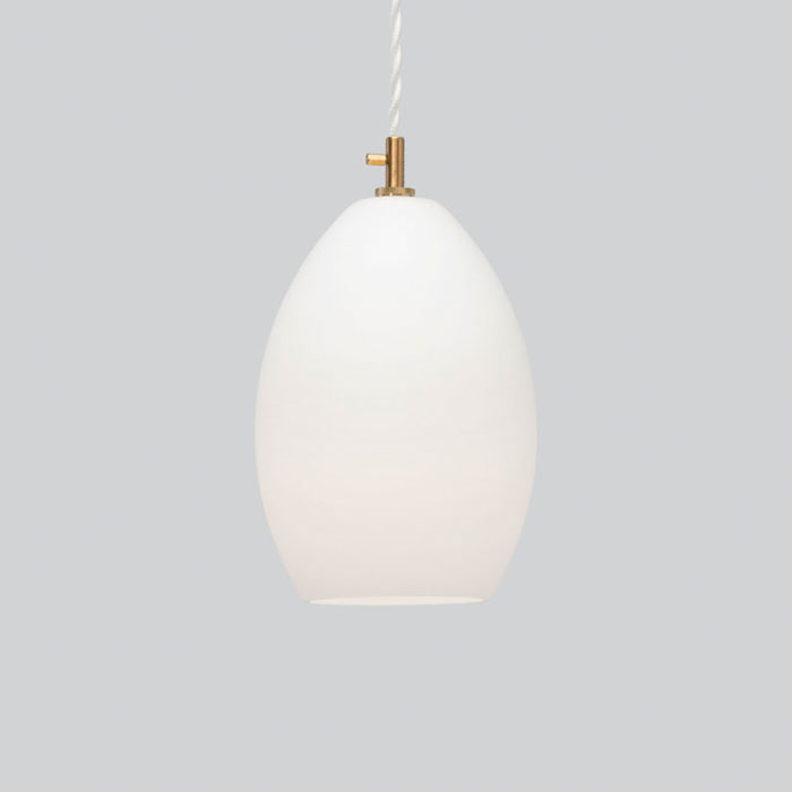 Northern Unika szklana lampa wisząca biała, large