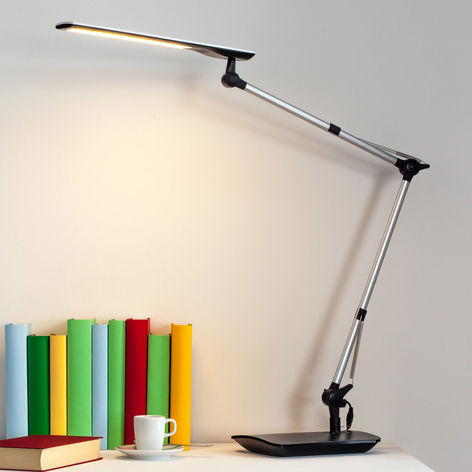 Felipe - LED-skrivebordslampe med klemmefot