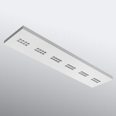 Declan II – prostokątna lampa sufitowa LED 3000K