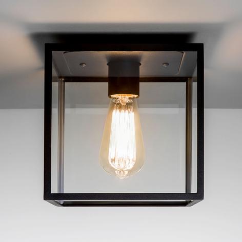 I moderne vintagestil - taklampe Box