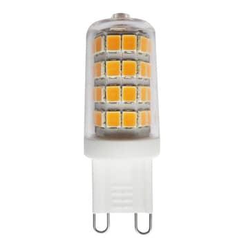 LED-stiftsokkelpære G9 3W 2.700K, klar