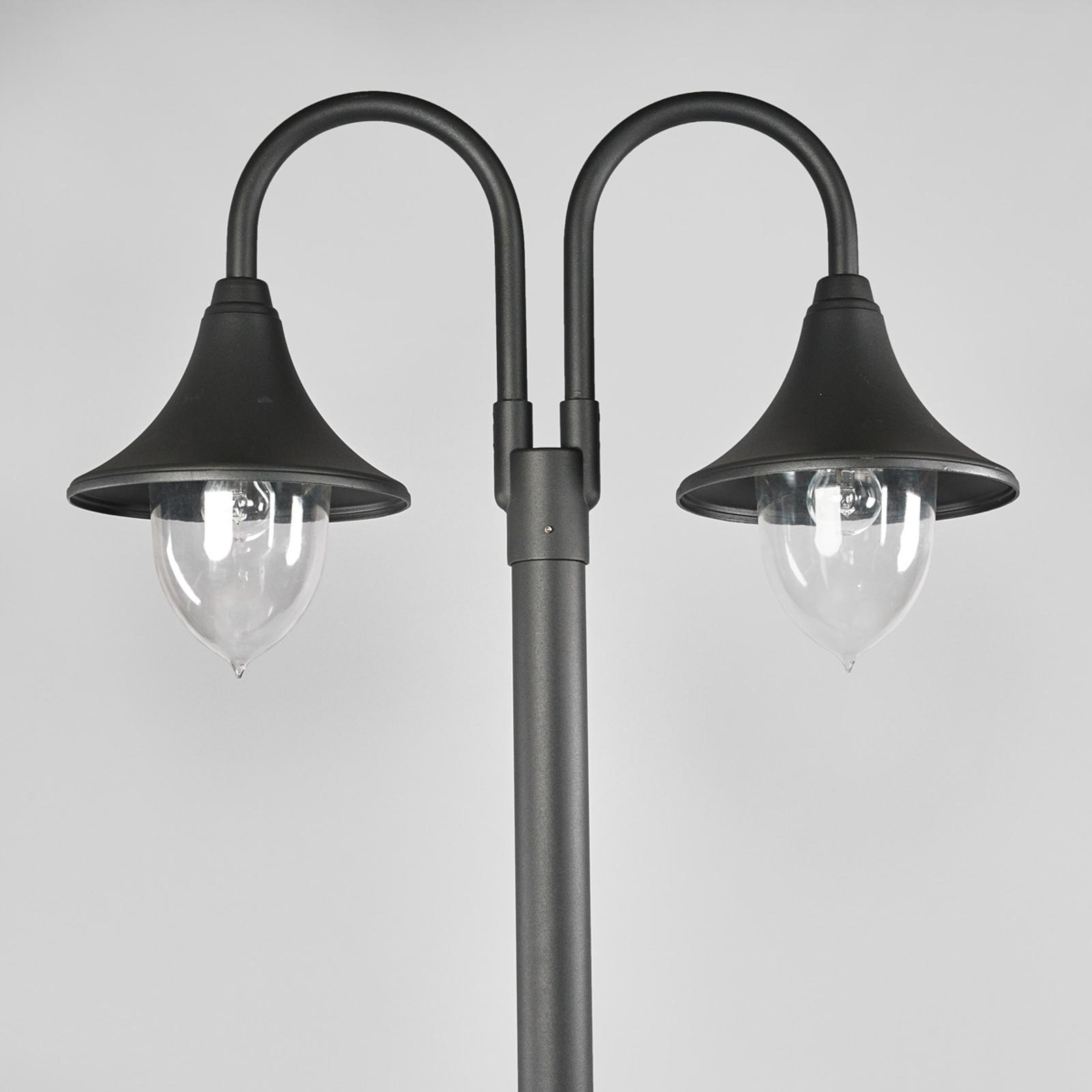 Madea - kandelaber med to lys