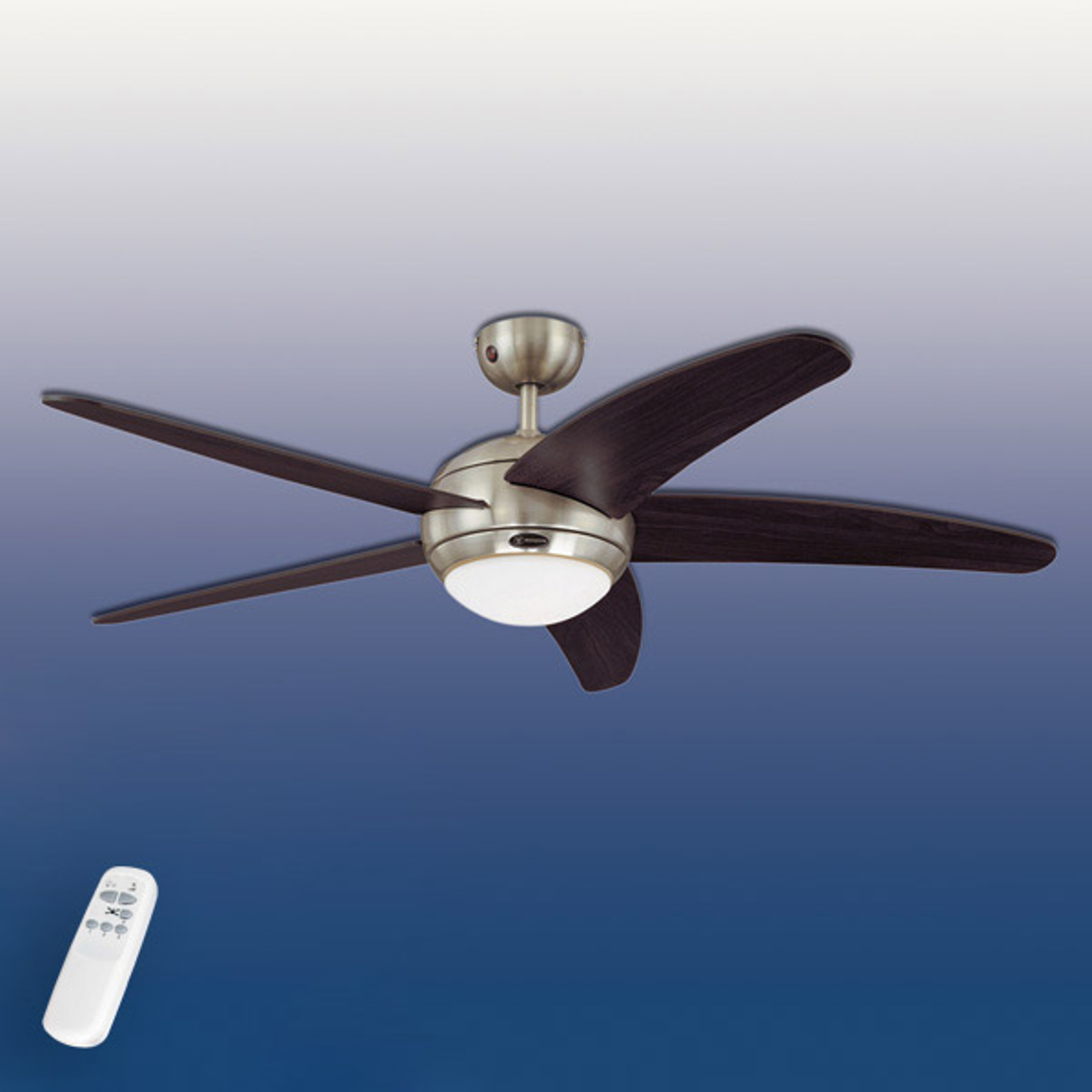 Ventilator BENDAN met verlichting