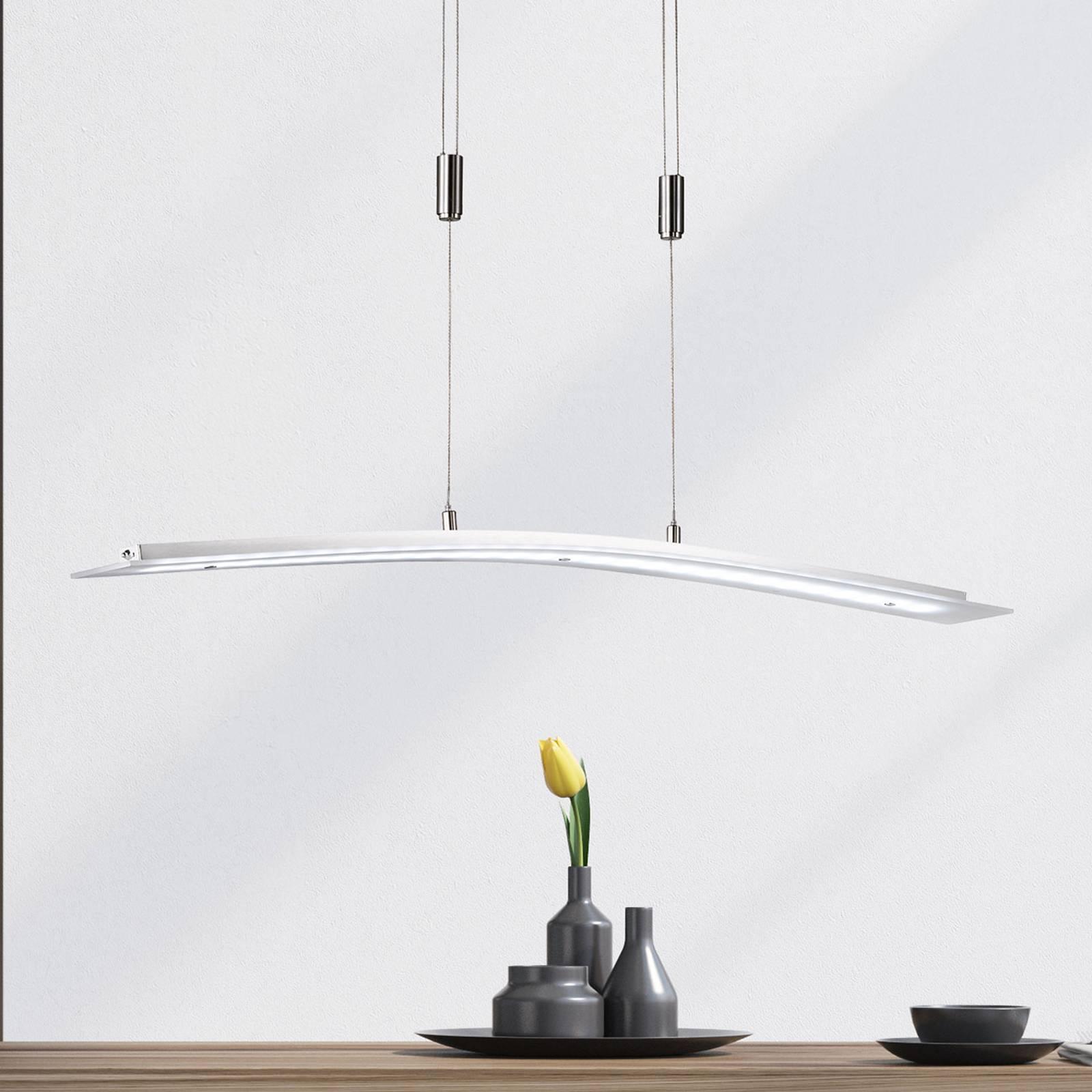 Lampa wisząca LED Largo tunable white 90 cm