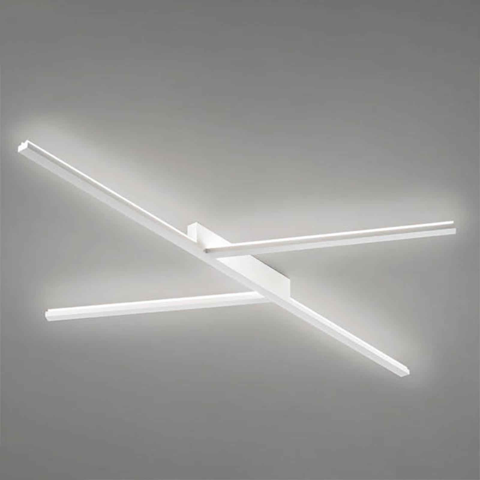 Purystyczna lampa sufitowa LED Xilema S