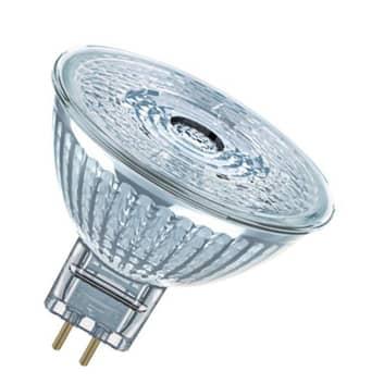 Osram LED riflettore vetro Star GU5,3 2,6W 2.700 K