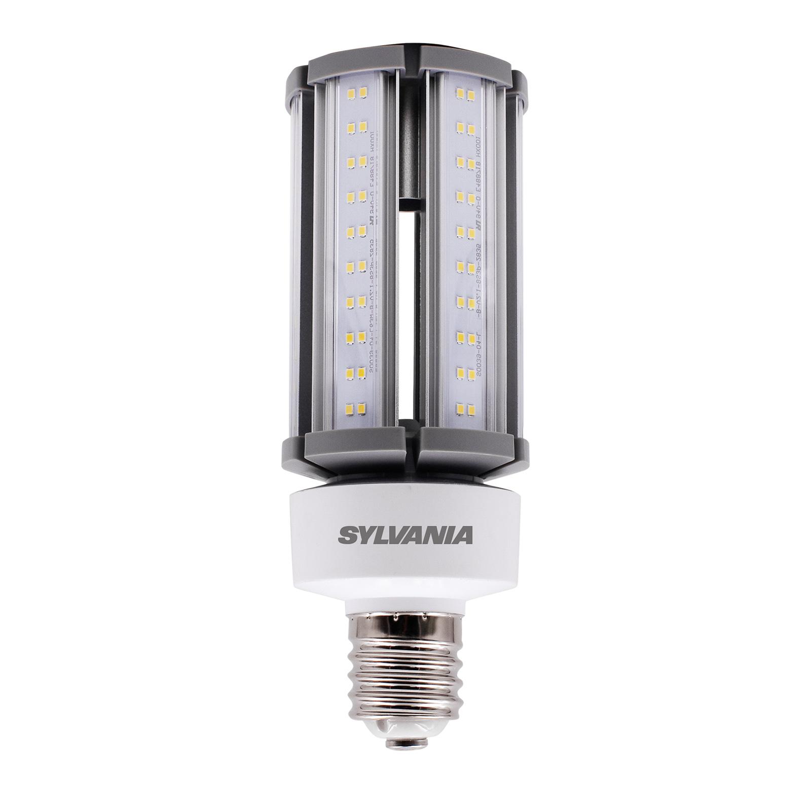 Sylvania LED-pære E40, 54W, 4000K, 6800 lm