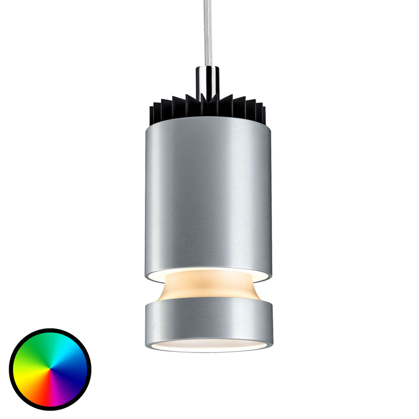 Paulmann VariLine lampa wisząca LED Shine, 2700K