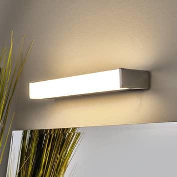 Lampada LED Philippa da bagno, angolare 32cm