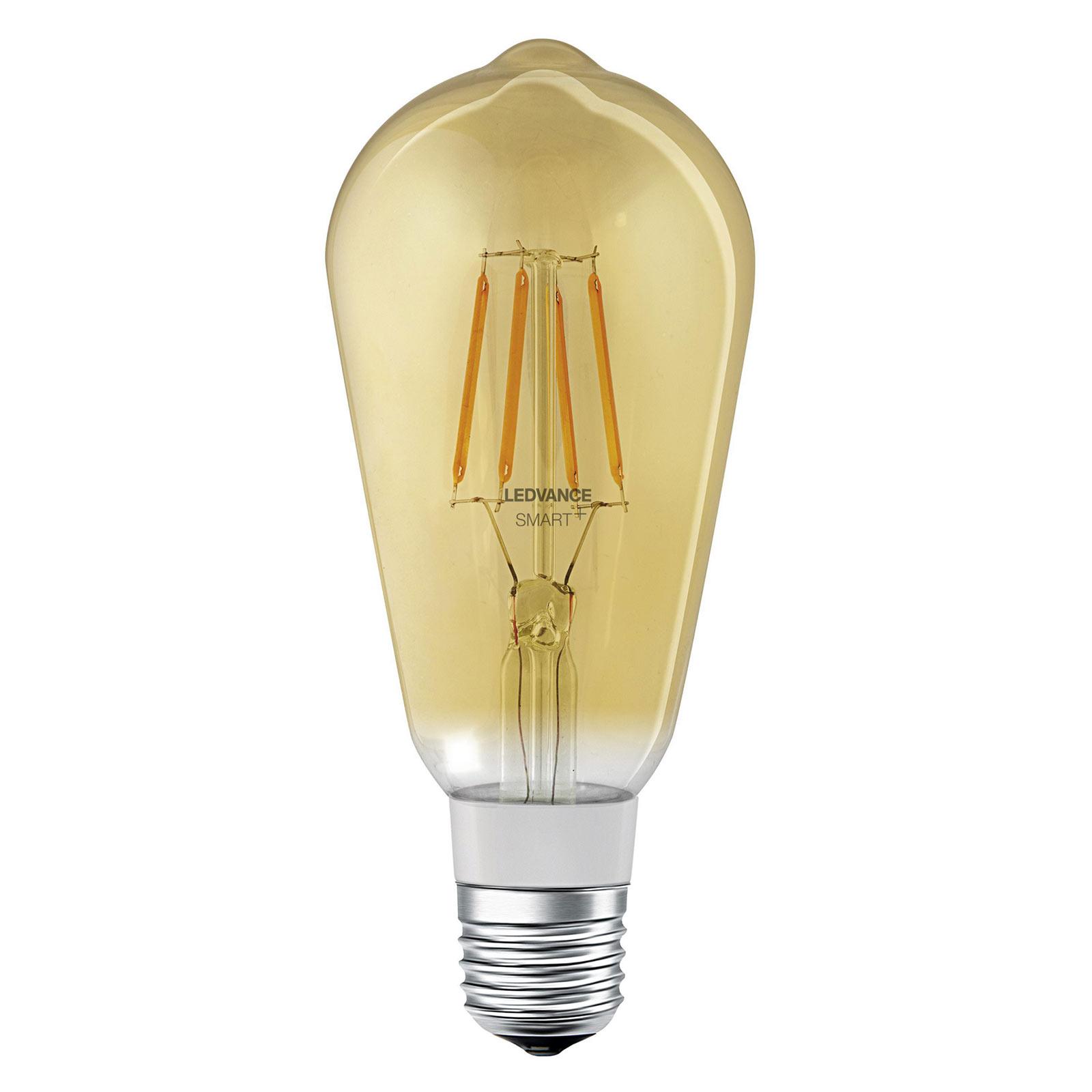 LEDVANCE SMART+ Bluetooth E27 Amber Edison 5,5W