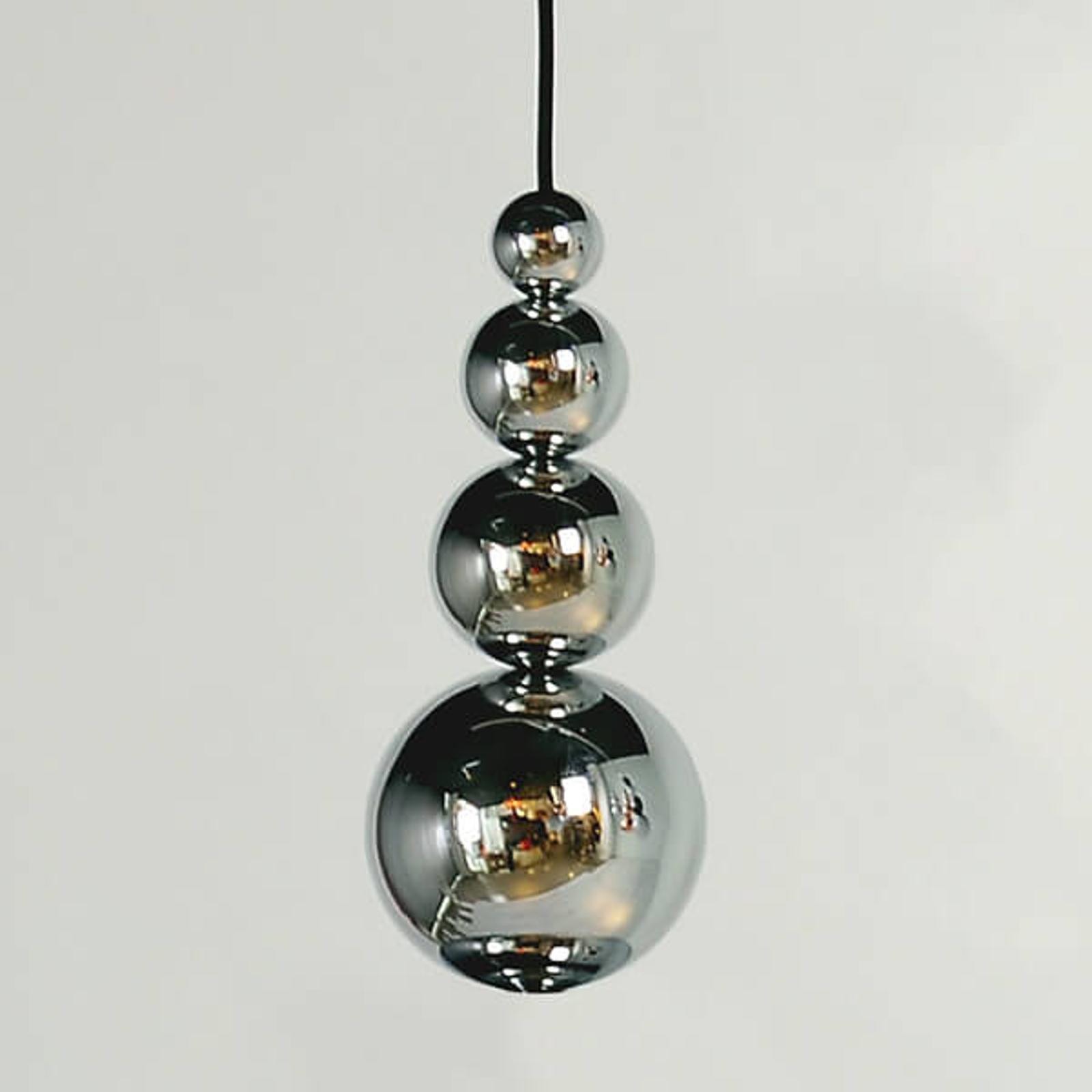 Innermost Bubble - sospensione cromo