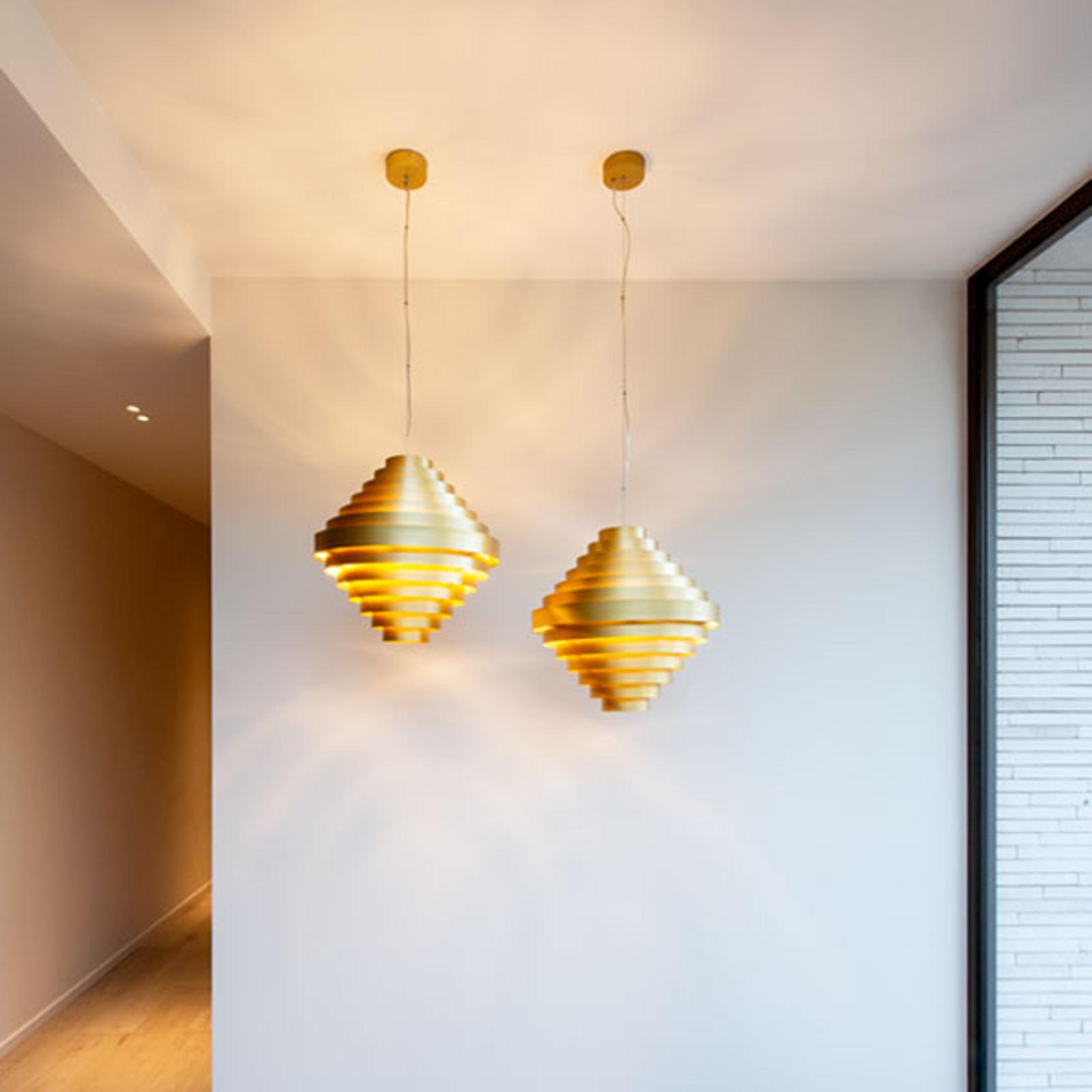 WEVER & DUCRÉ J.J.W. 05 hanglamp goud