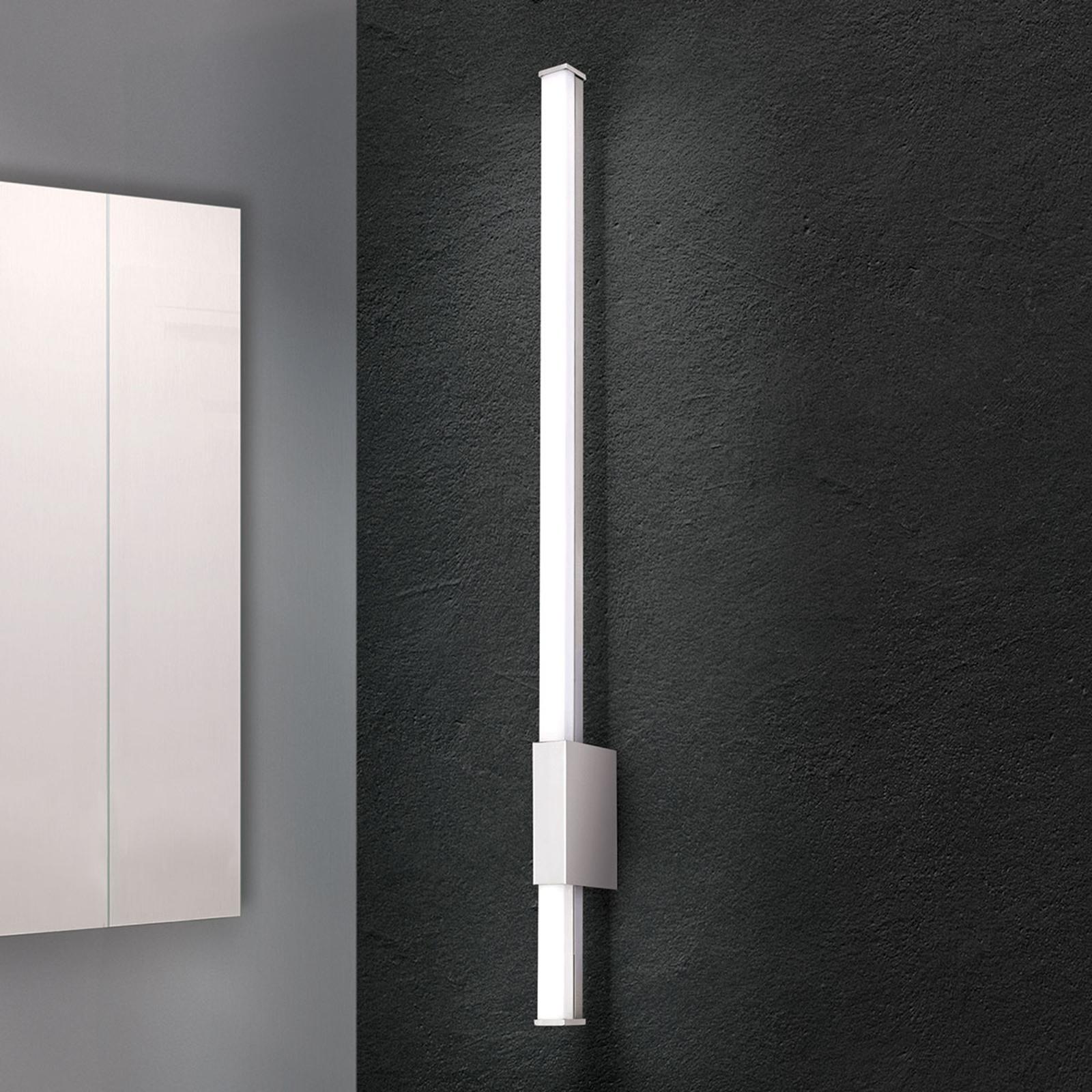 Smalle LED badkamer wandlamp Argo, IP44, 60,5cm