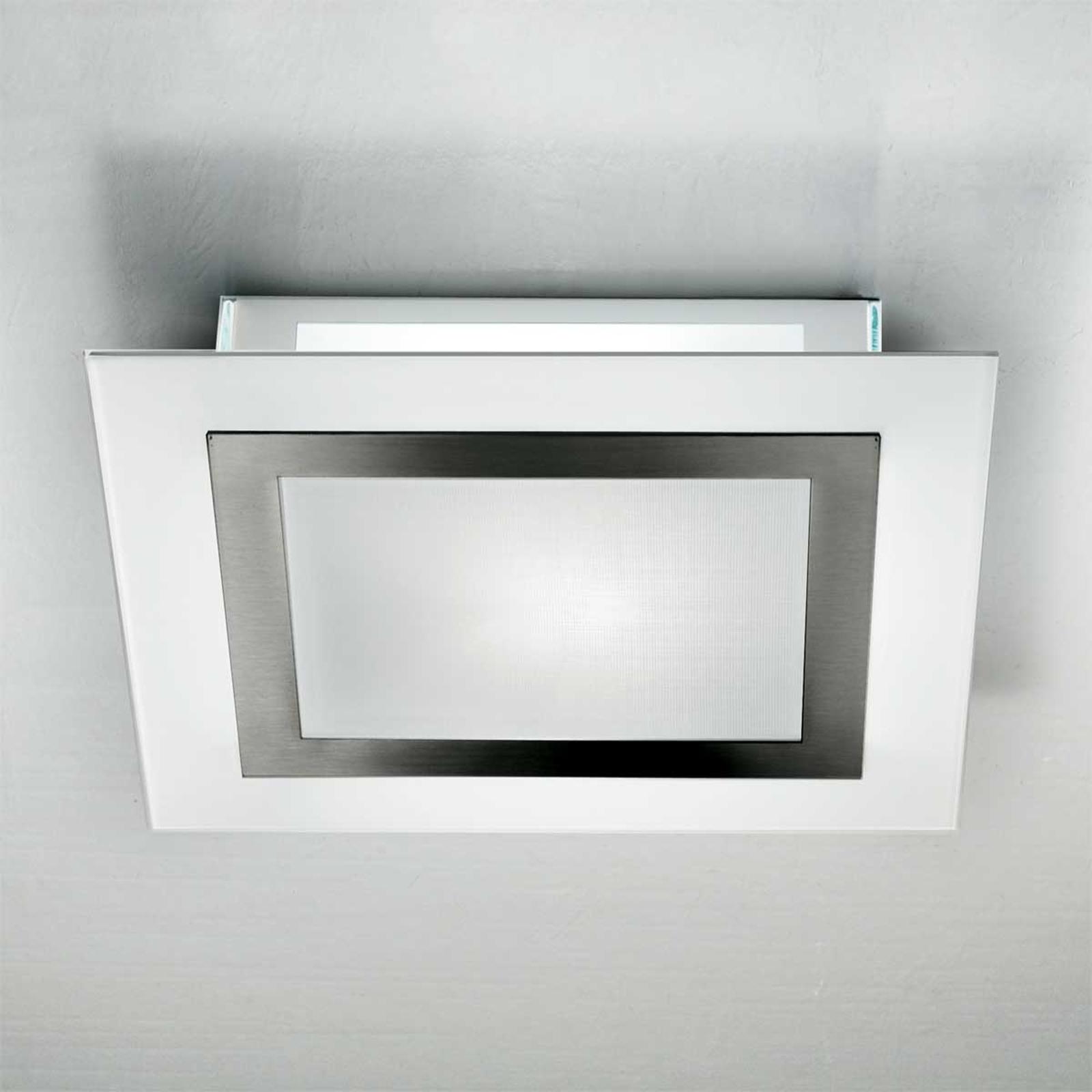 Stijlvolle plafondlamp FRAME 8155, E27, 40 cm