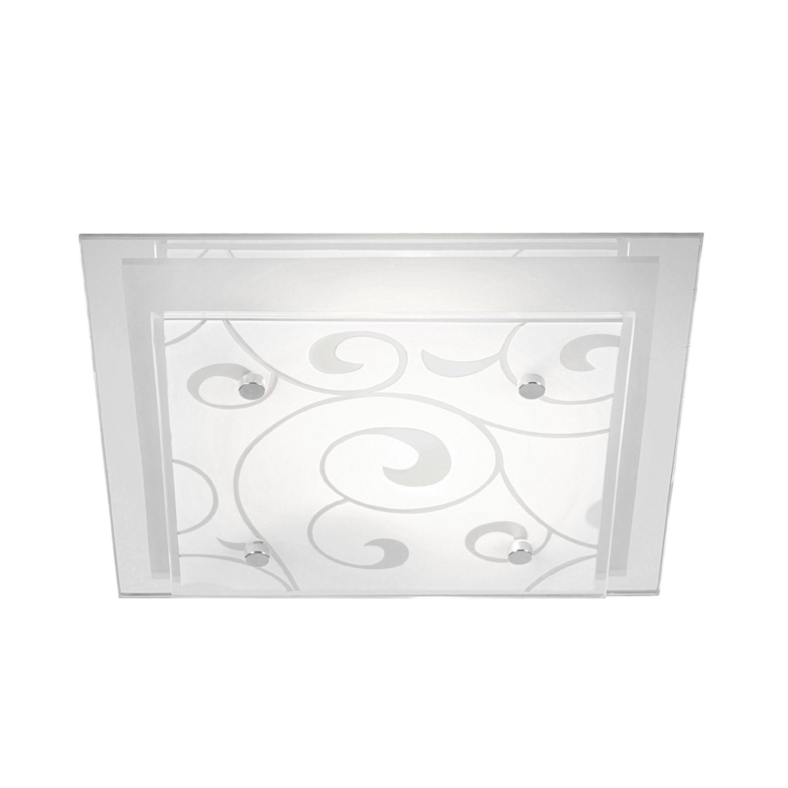 DIA - elegancka lampa sufitowa 33,5 cm