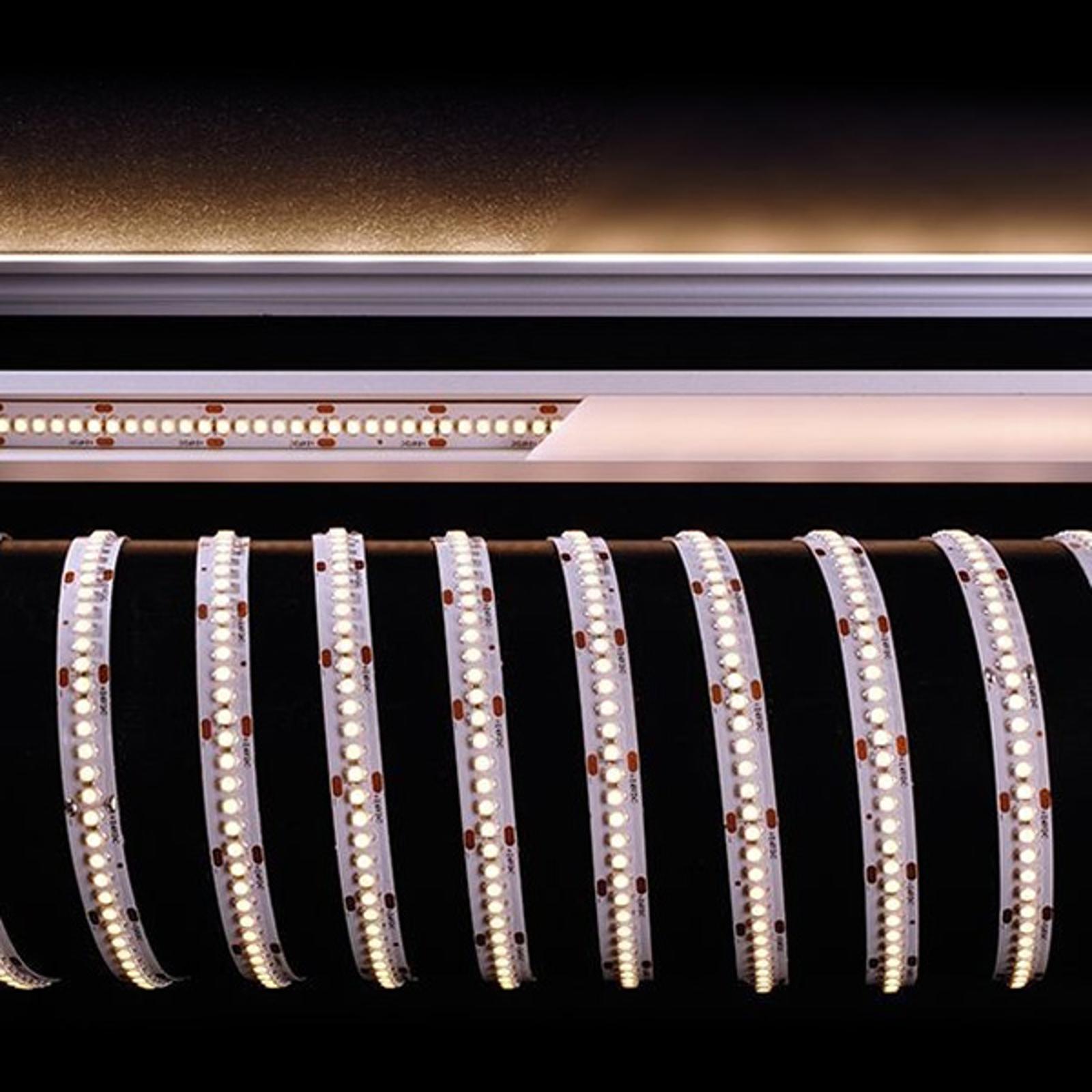 Flexibler LED-Strip, 90 W, 500x1x0,3 cm, 3.000 K