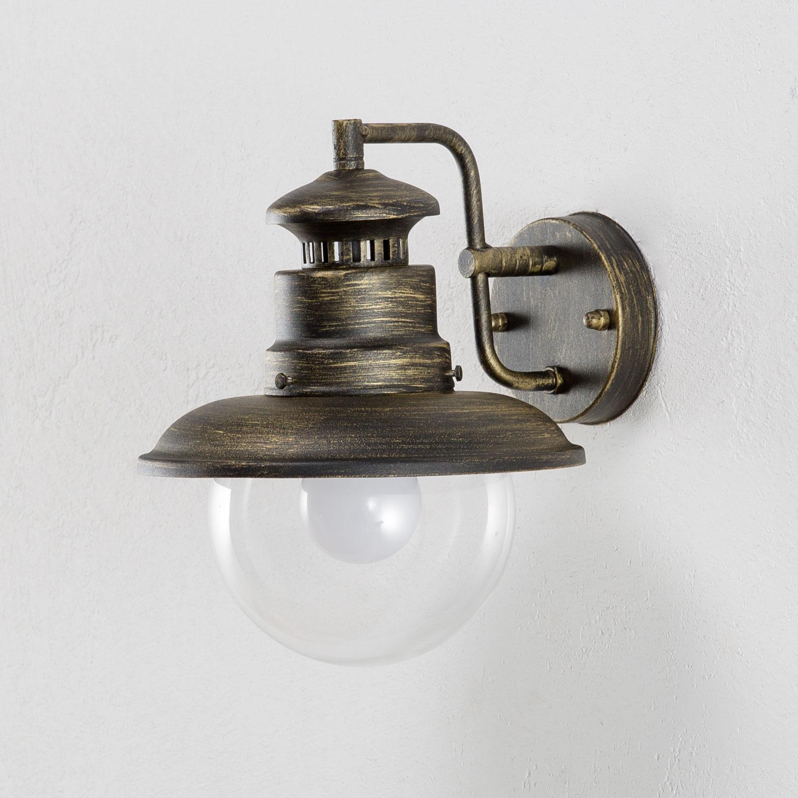 Aantrekkelijke buitenwandlamp ARTU