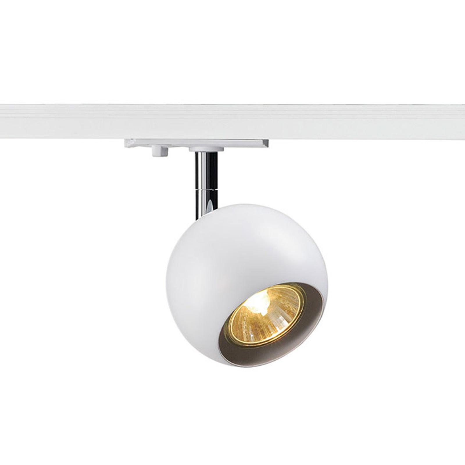 SLV Light Eye 1 Spot für 1-Phasen-Schiene weiß