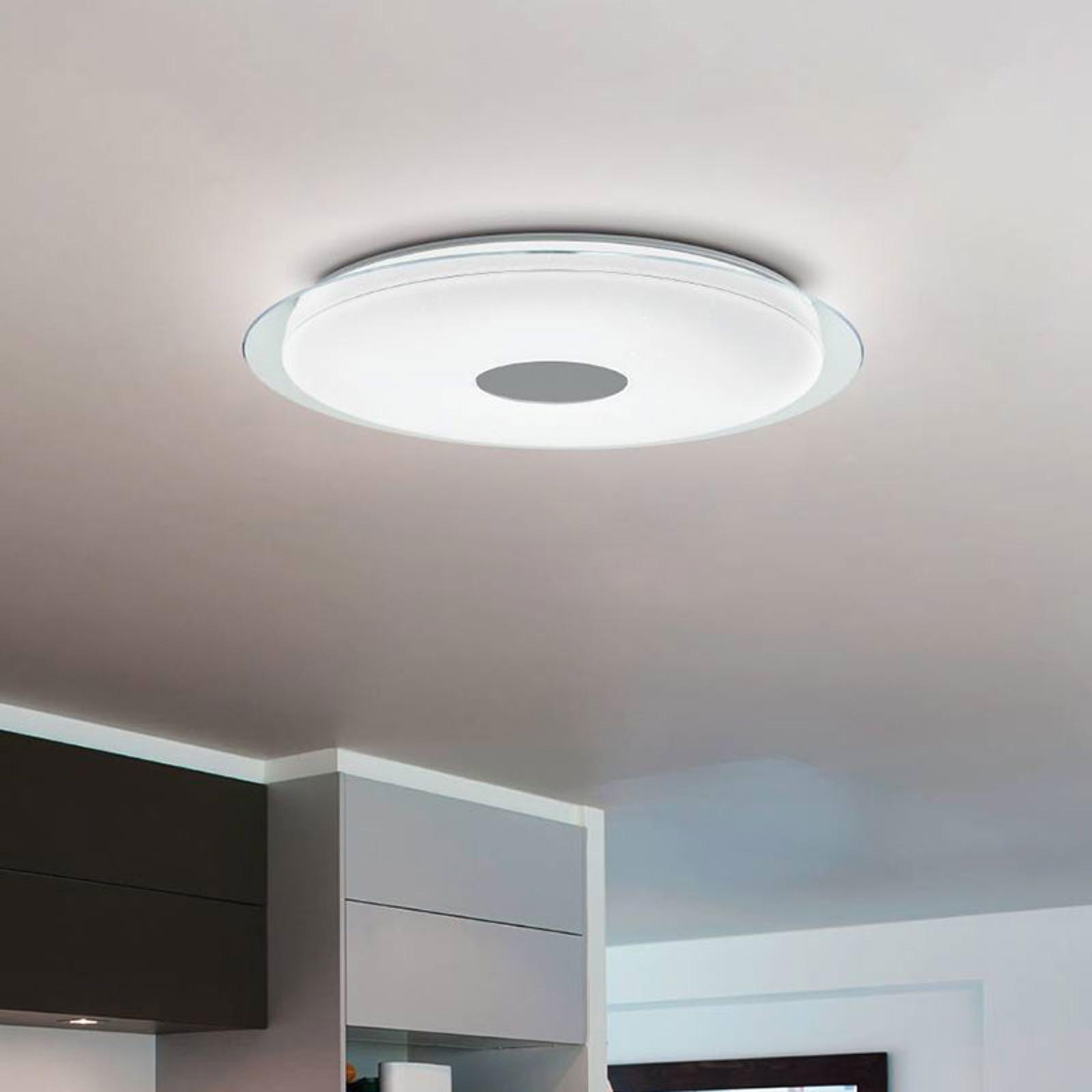 EGLO connect Lanciano-C LED plafondlamp Ø 77cm