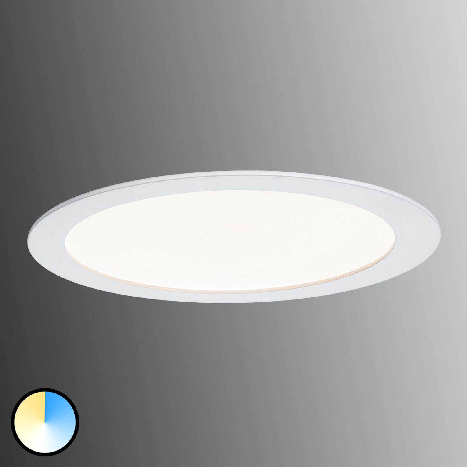 Paulmann Smart Friends LED-Einbauspot More Ø17cm