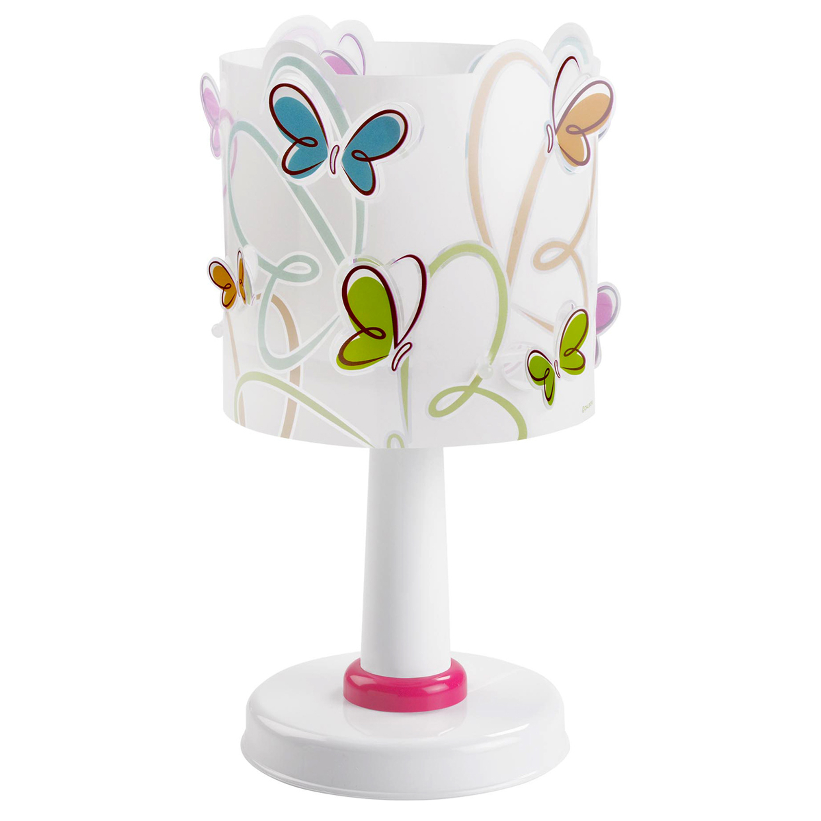 Butterfly - süße Tischleuchte fürs Kinderzimmer