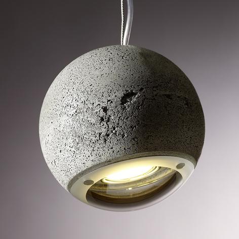 TECNOLUMEN Trabant lampada a sospensione 16 cm