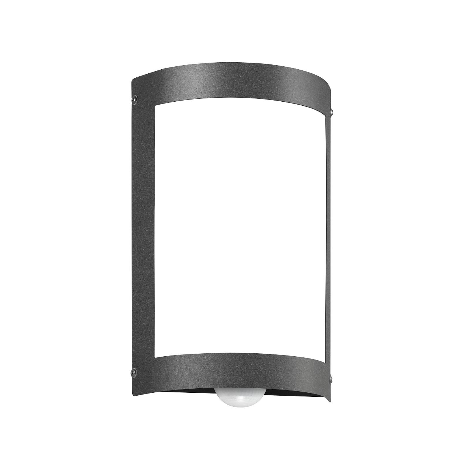 Lampe capteur Aqua Marco sans grille anthracite