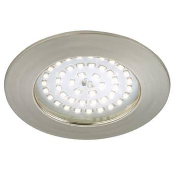 Leuchtstarke LED-Einbauleuchte Elli, dimmbar
