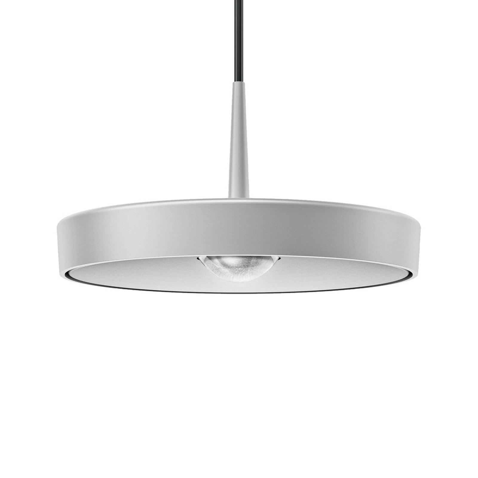 Ribag Kivo LED-Pendel Ein/Aus 27cm 2.700K grau