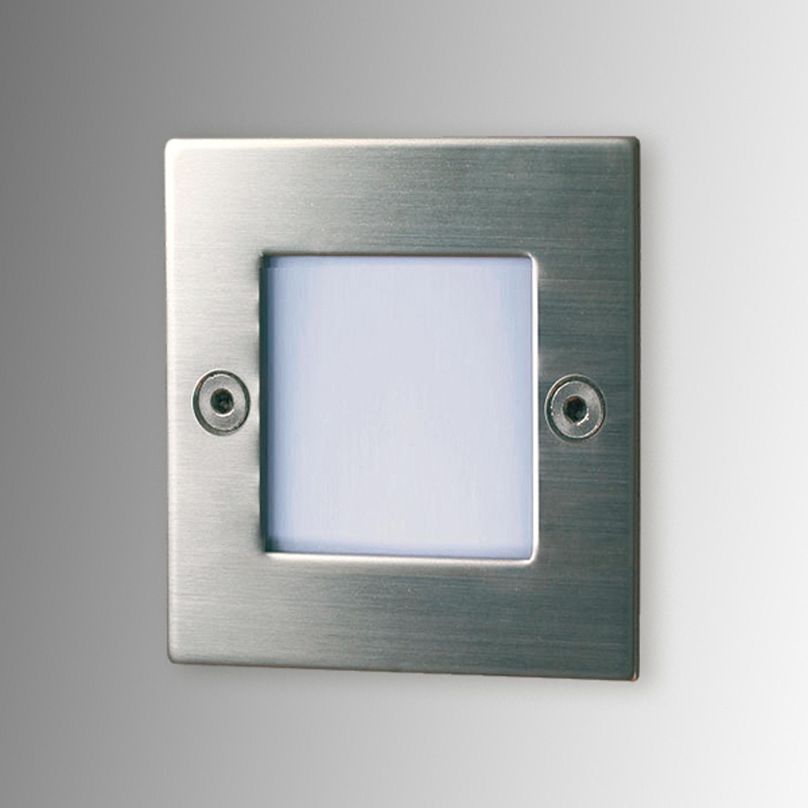 Luminaire encastré LED carré Lis