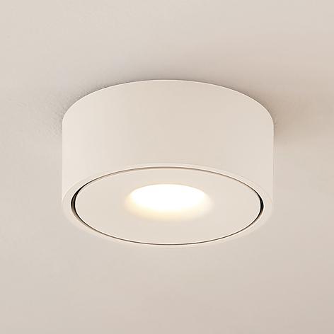 Arcchio Ranka plafonnier LED, blanc