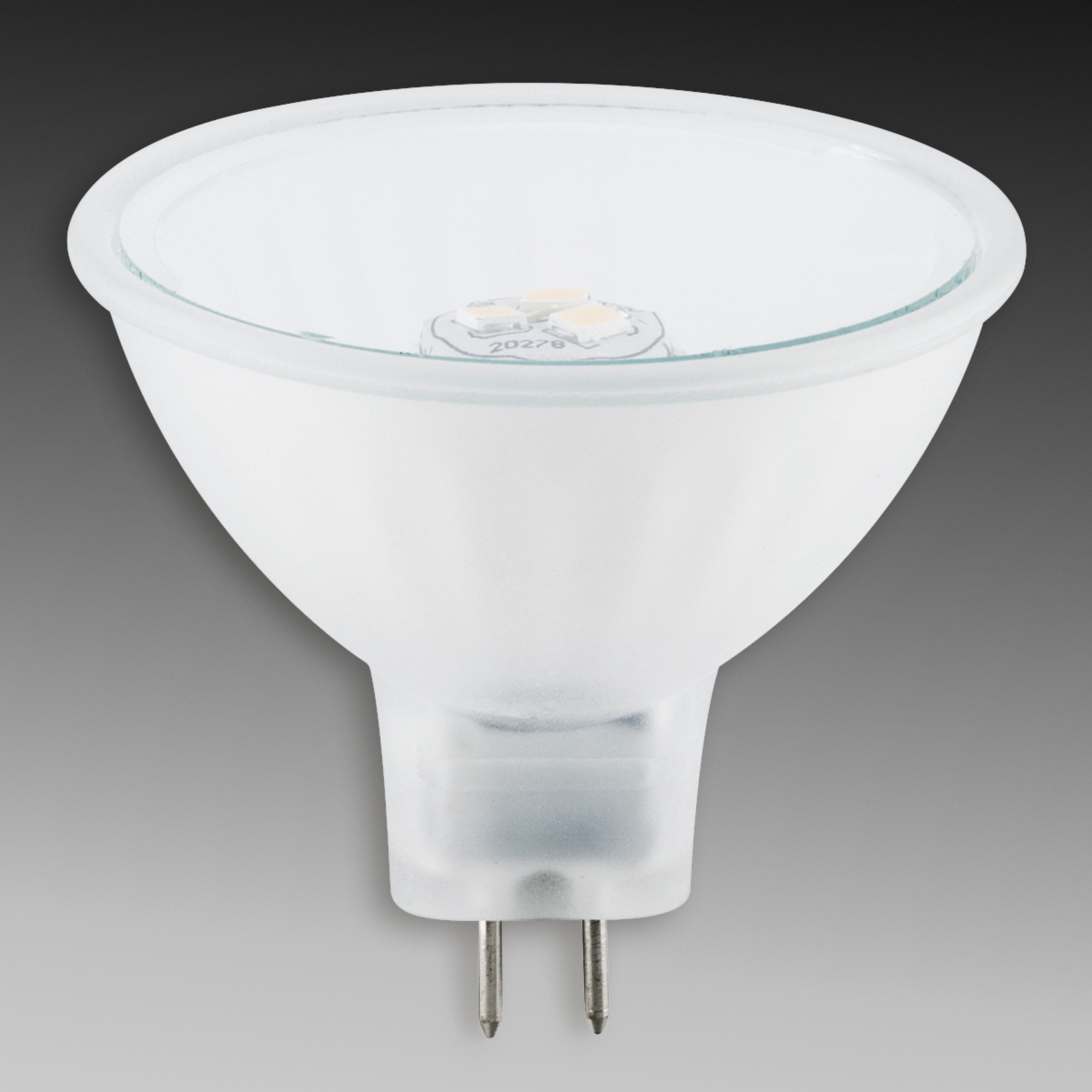 GU5,3 3W LED-reflektor Maxiflood