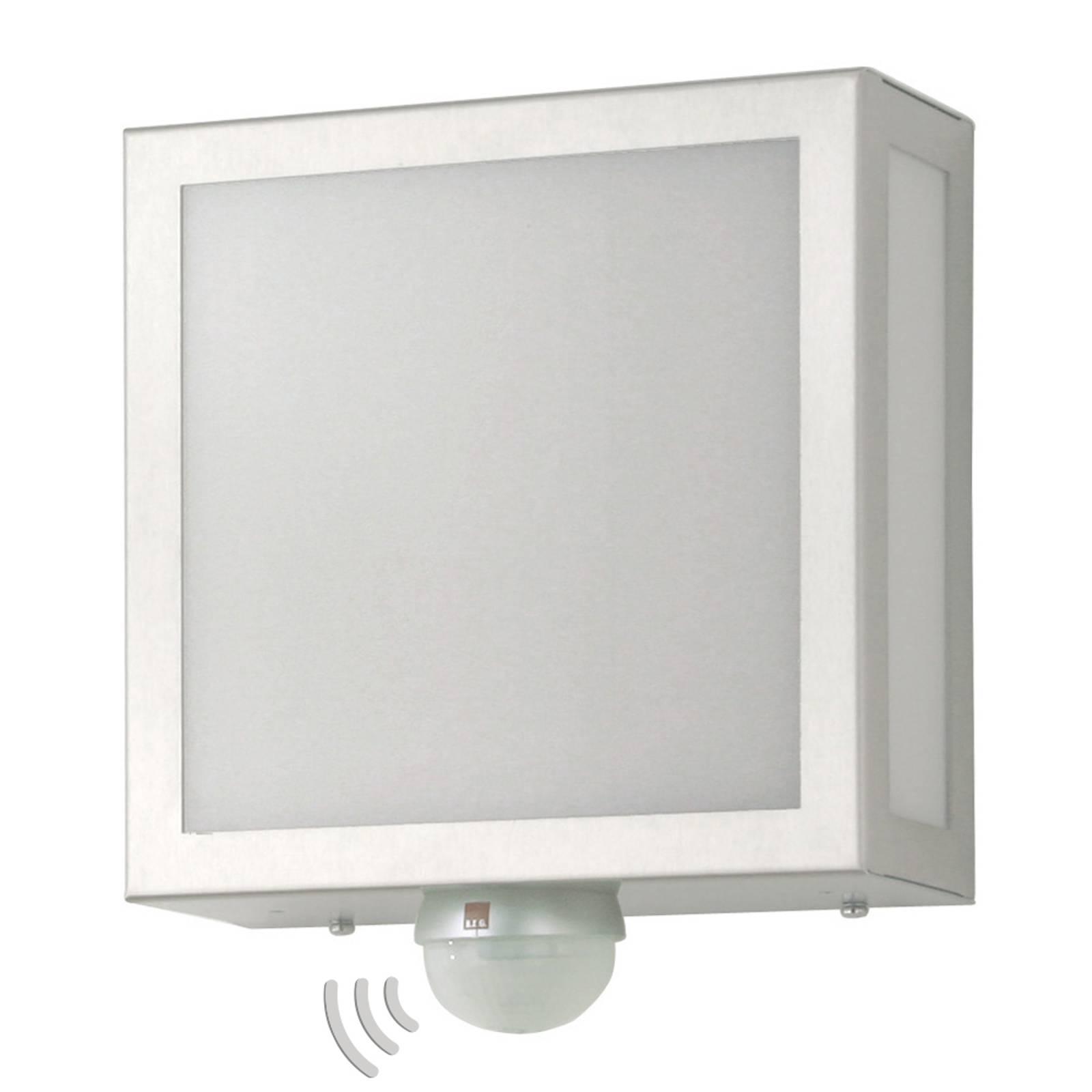 Zewnętrzna lampa ścienna MARTIN z czujnikiem ruchu