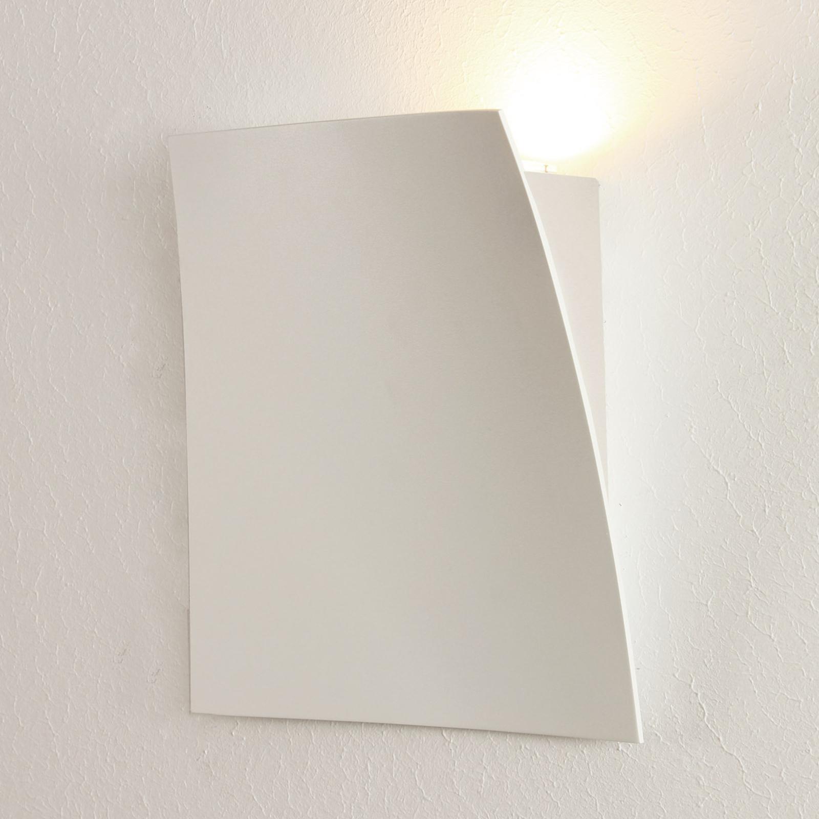 Applique LED Gap blanc mat