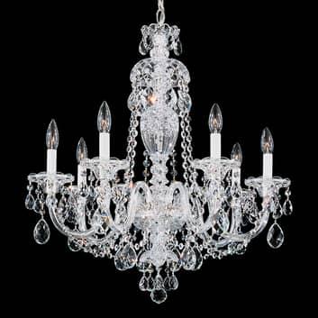 Kryształowy żyrandol STERLING z 7 źródłami światła