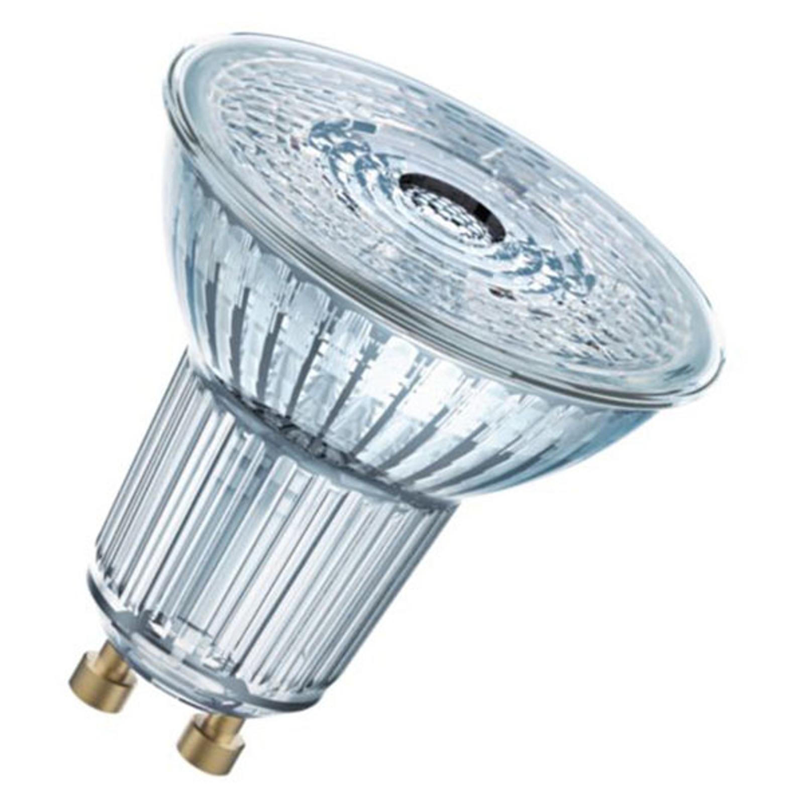 OSRAM szklany reflektor LED GU10 3,7W 927 36°