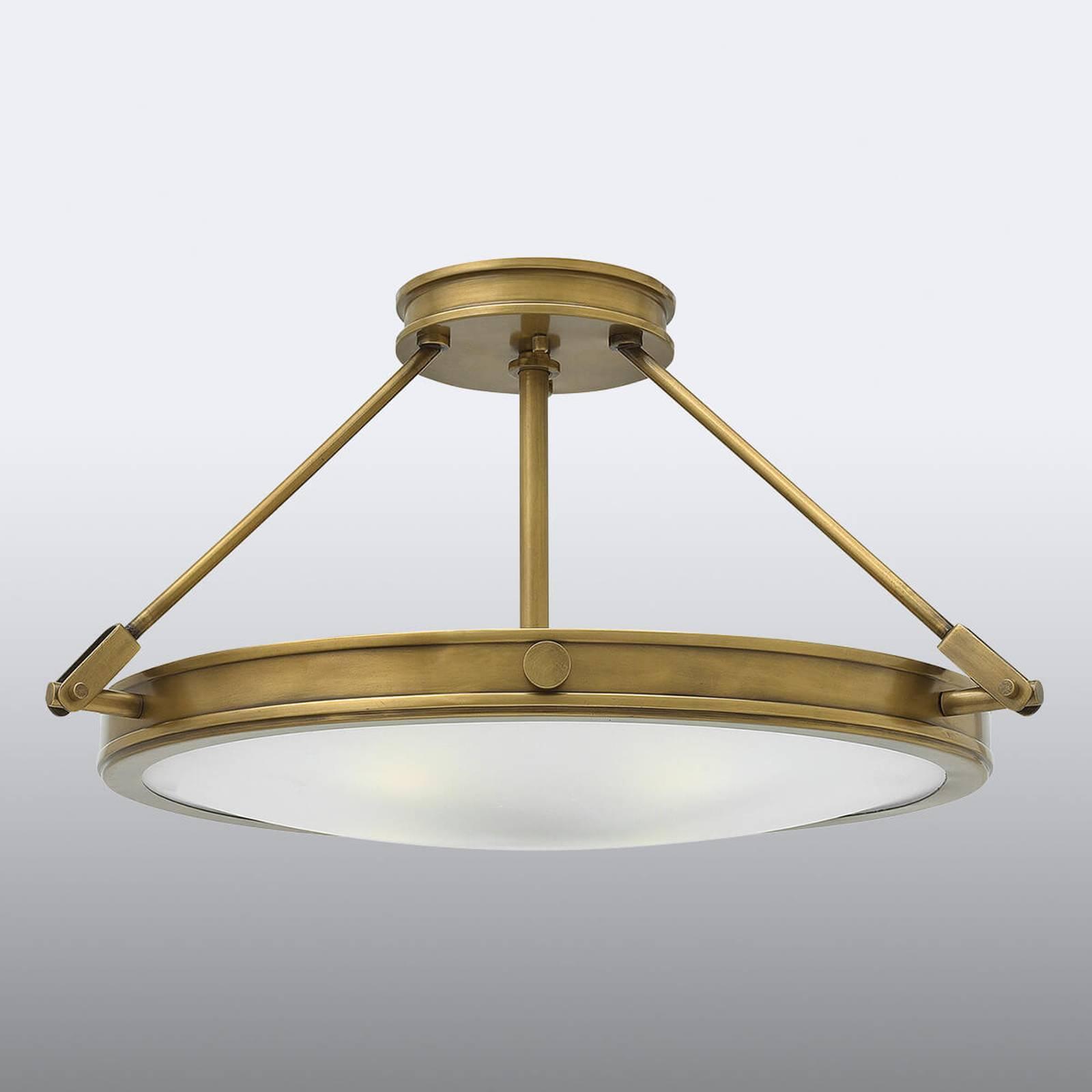 Plafondlamp met afstand Collier 55,9cm