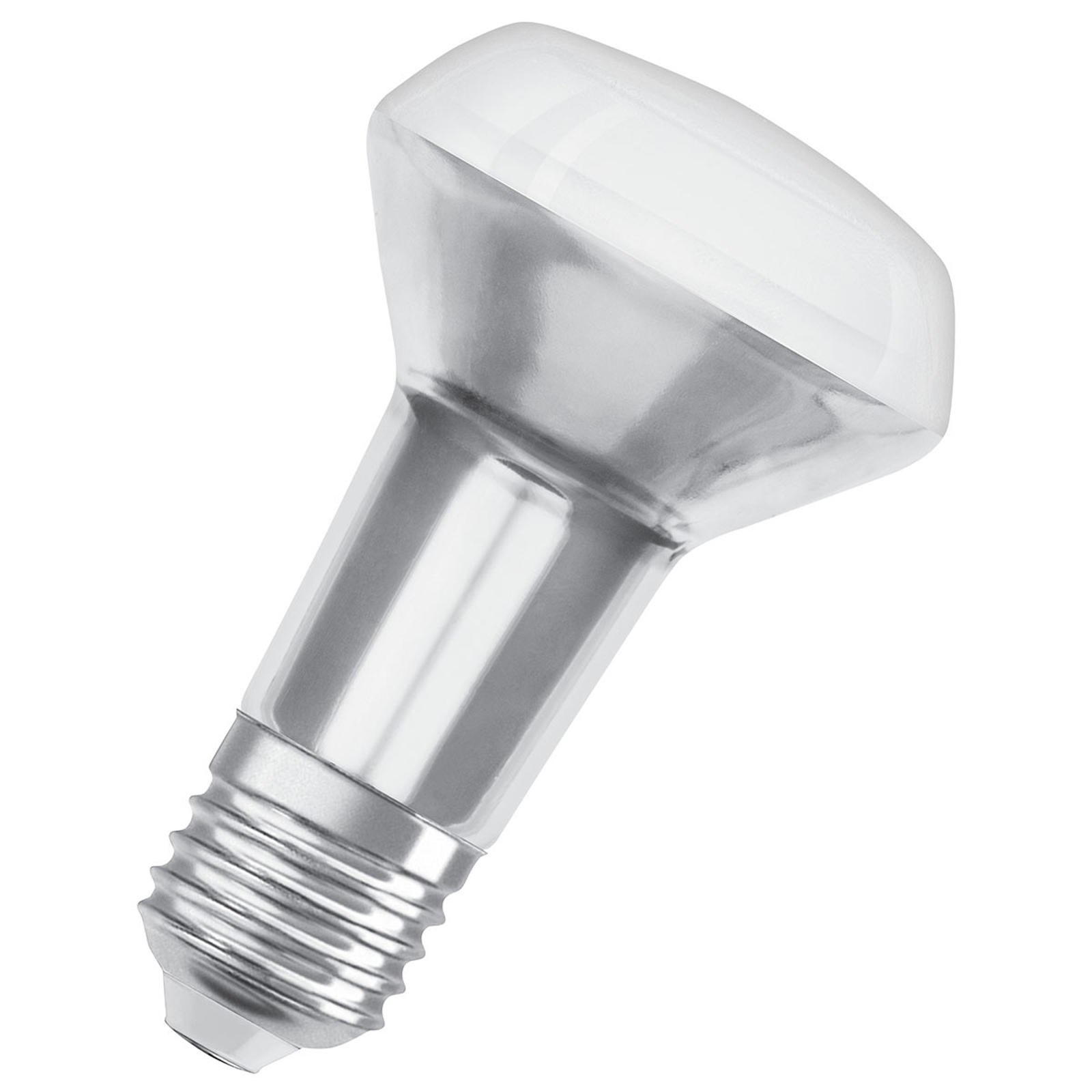 OSRAM riflettore LED R63 E27 827 4,3W 345 lumen