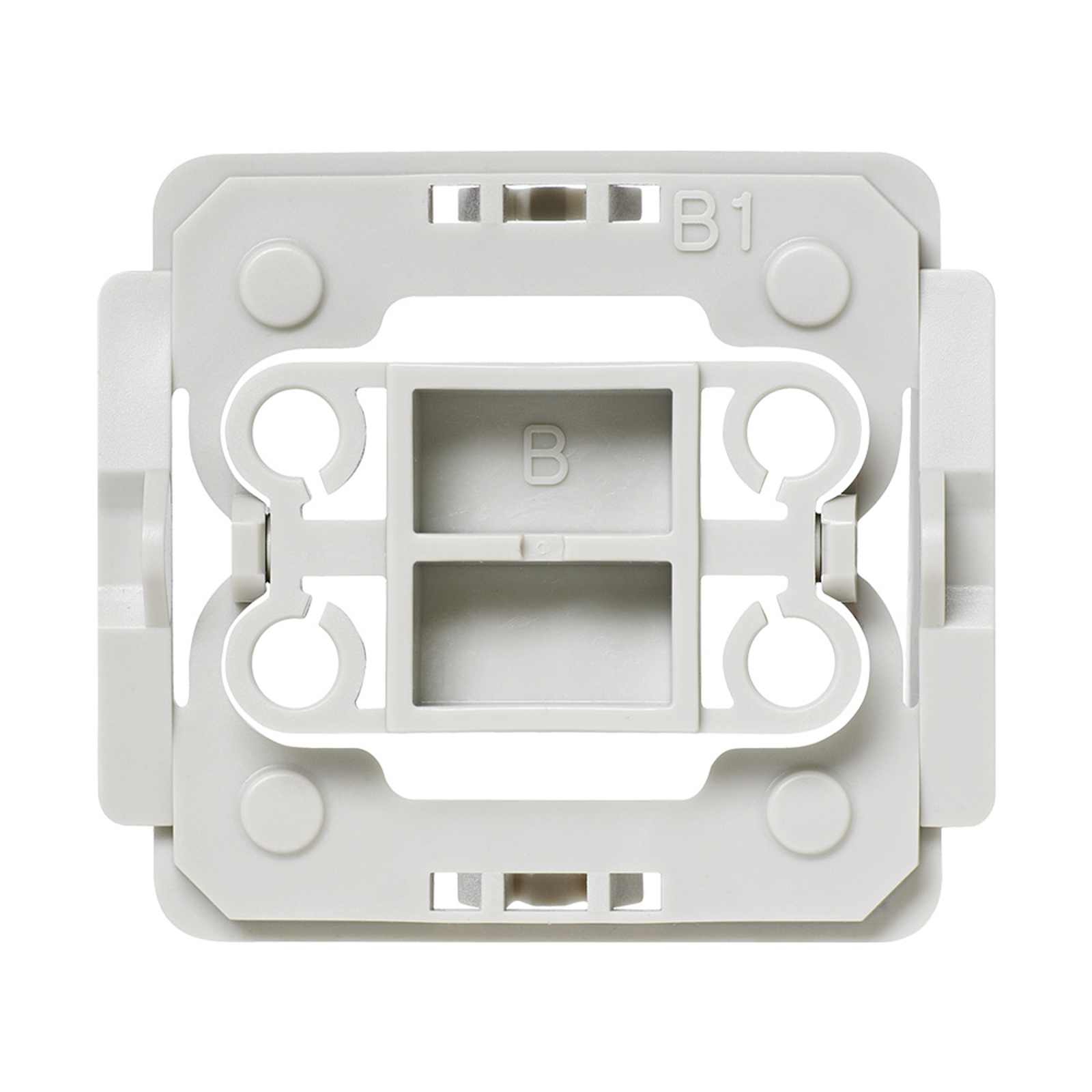 Homematic IP Adapter für Berker Schalter B1 1x