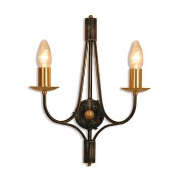 Opera – ładna lampa ścienna, jak świecznik
