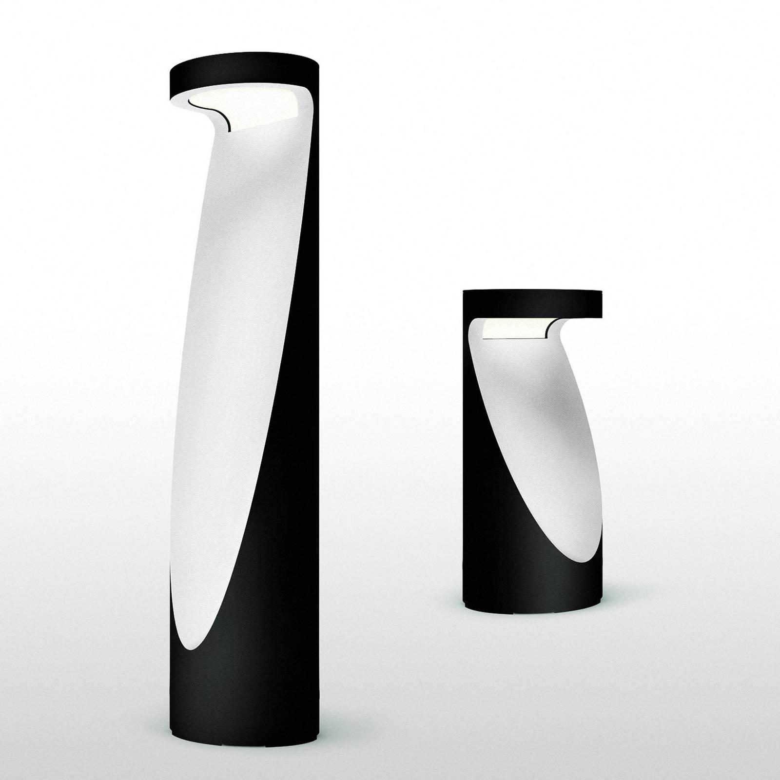 Artemide Ippolito 45 LED-Sockelleuchte