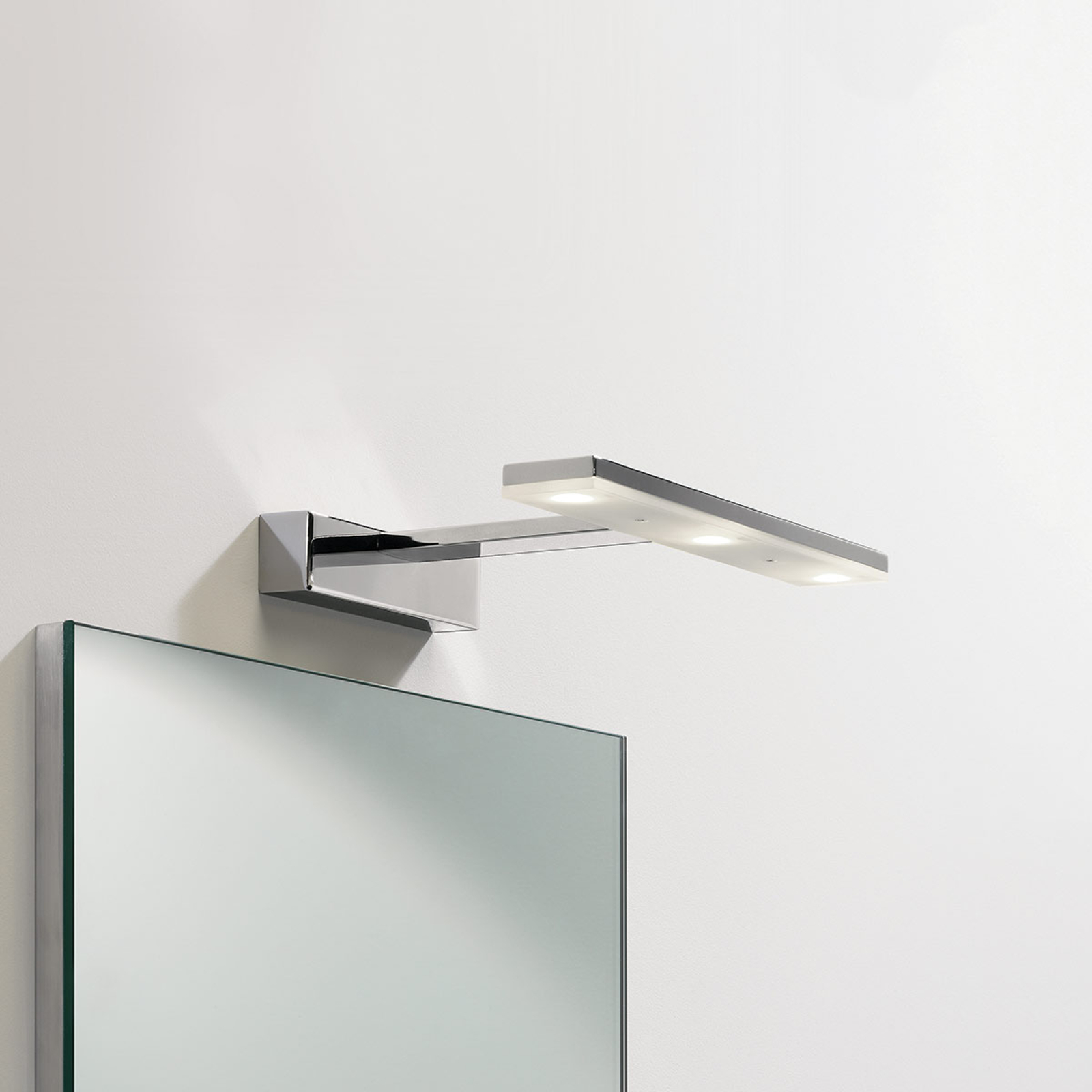Innovatiivinen LED-seinävalaisin ZIP
