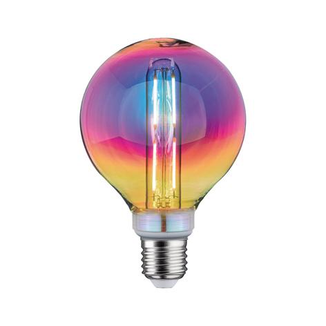 Paulmann LED-pære E27 5 W G95 Fantastic Colors