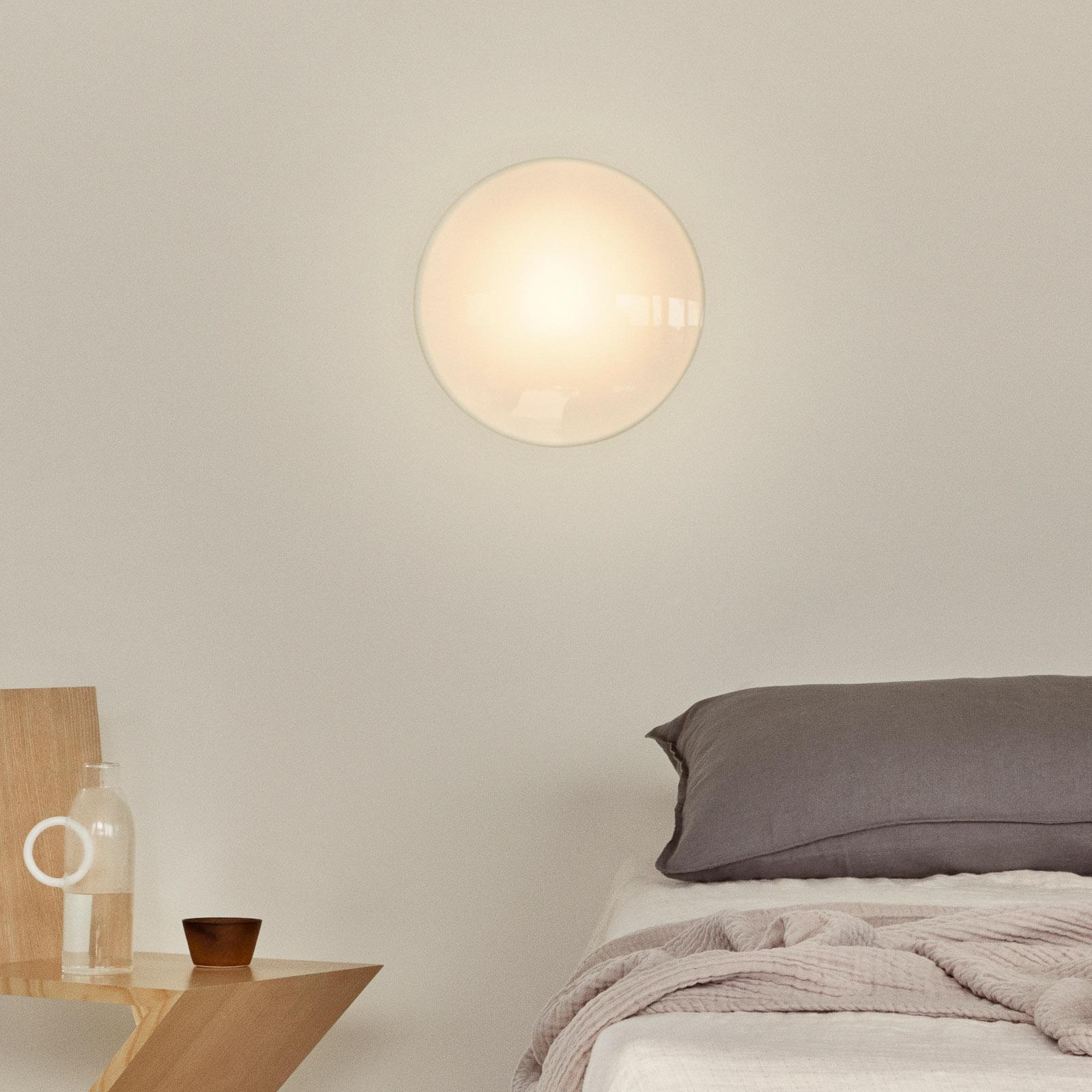 Louis Poulsen AJ Eklipta – LED-vegglampe, 22 cm