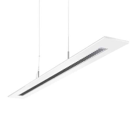 Siteco Arktika lámpara colgante LED con BE