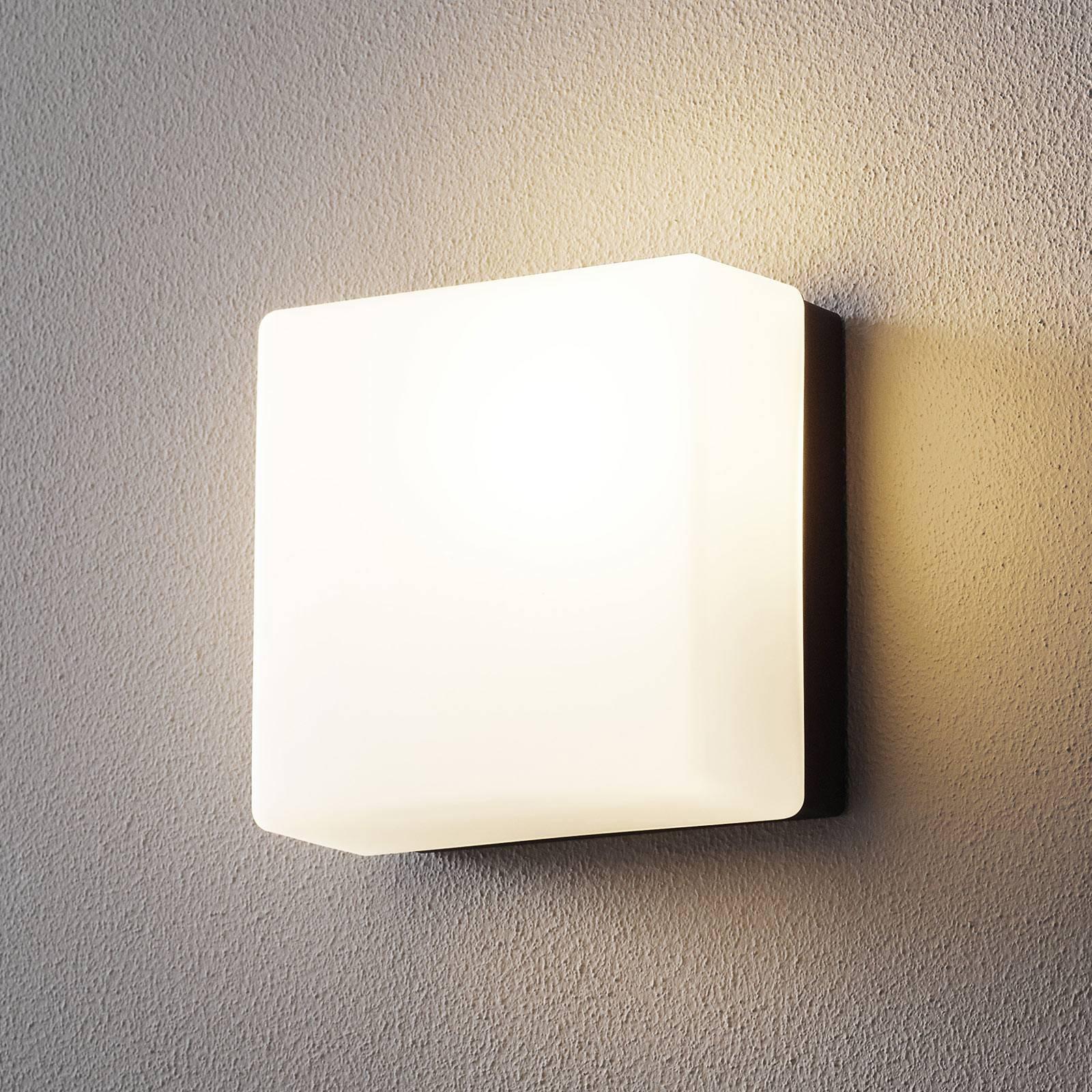 BEGA lichtbouwsteen 33862 wandlamp 16x16cm, E14