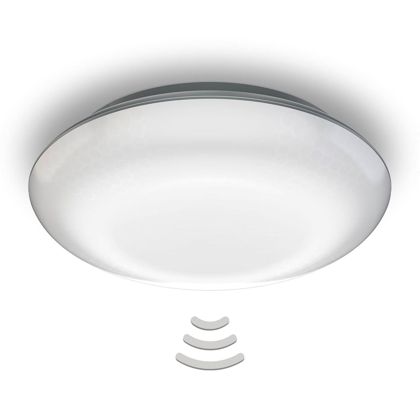 STEINEL Vario Quattro LED-Außendeckenlampe Sensor