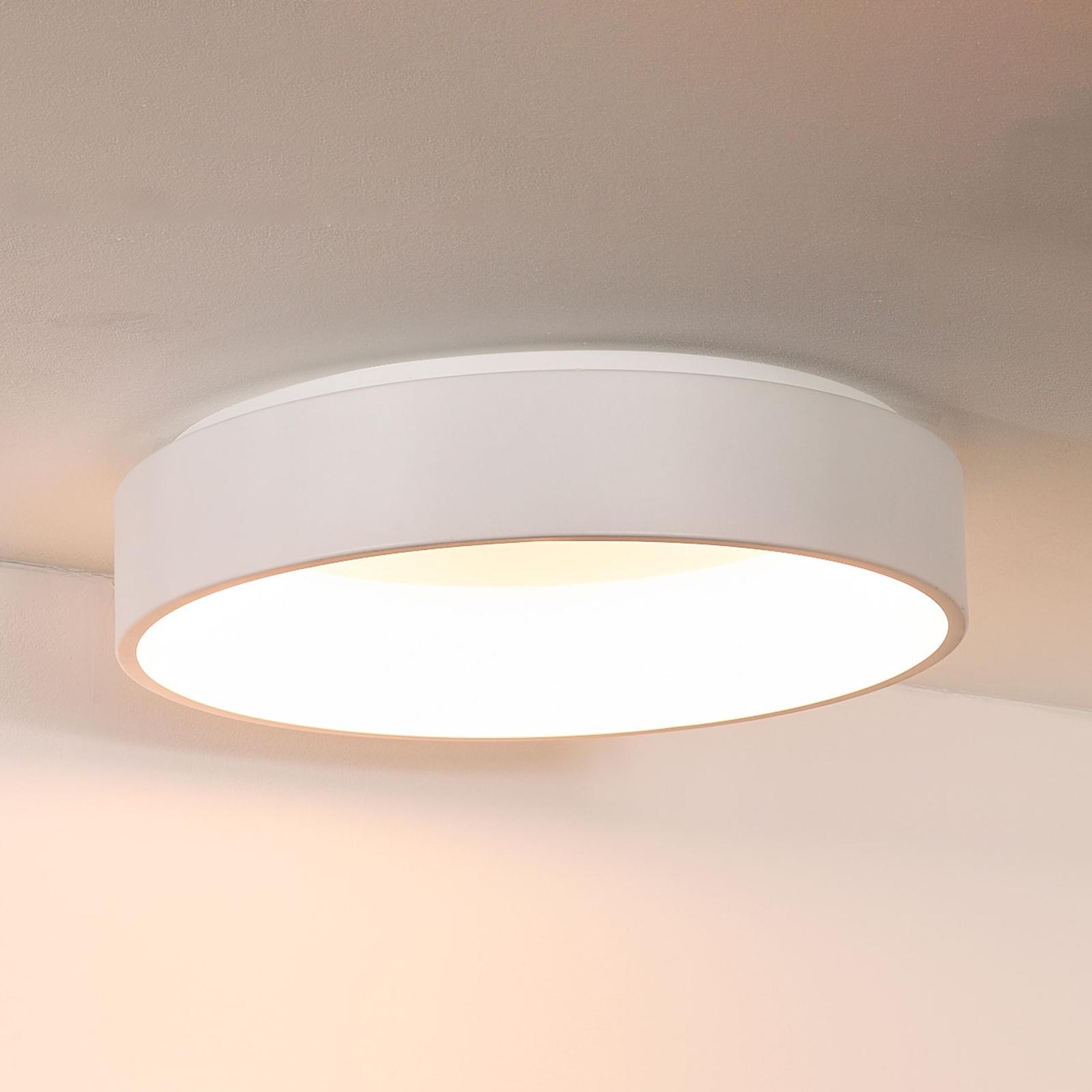Lampa sufitowa LED Talowe, biała, Ø 60 cm