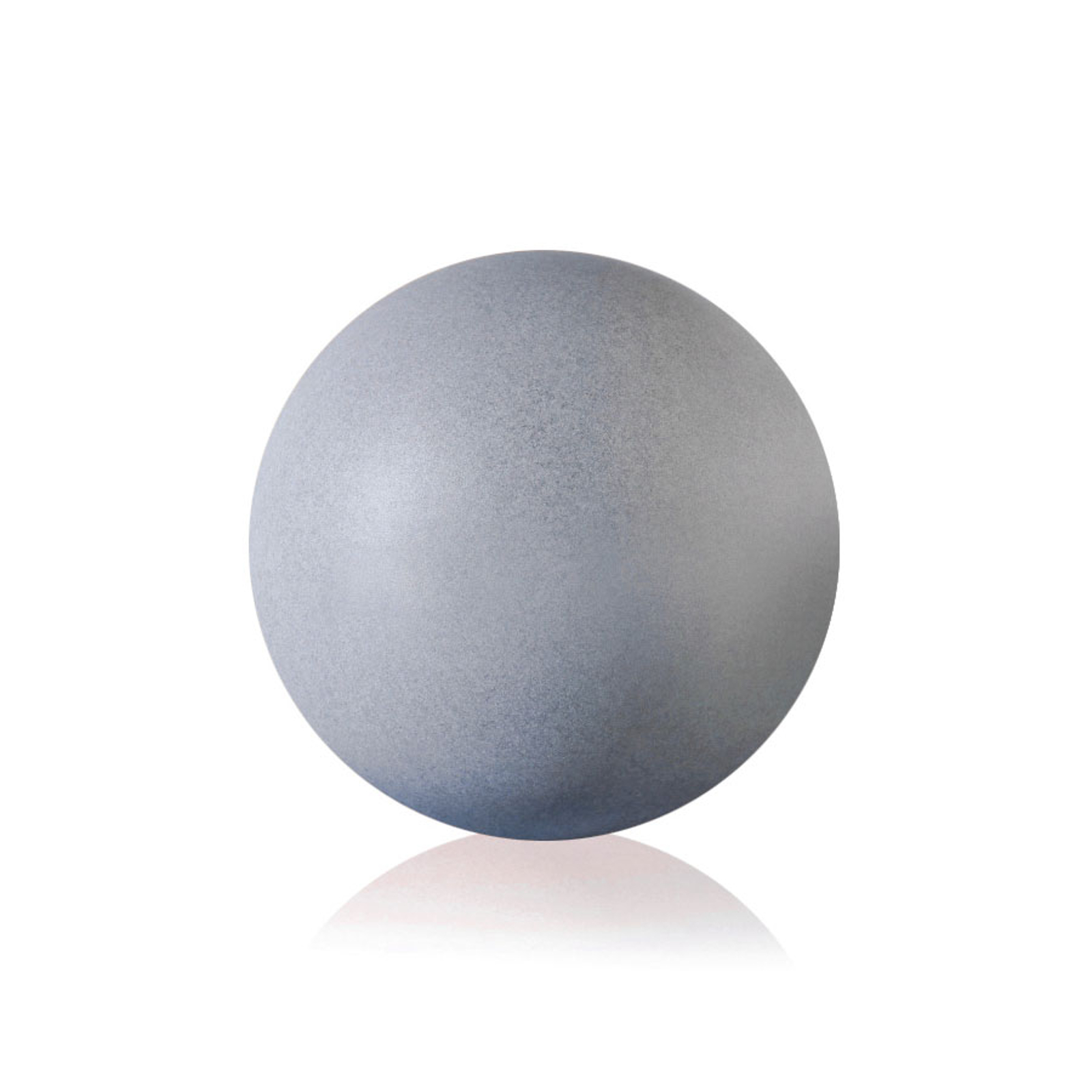 Kula solarna LED Shining Globe, kamień 30 cm